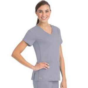 Grey's Anatomy Active - V-neck Scrub Top XS